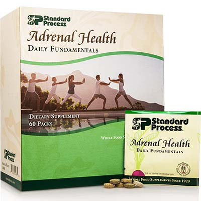 Chiropractic Brooklyn NY Adrenal Health Pack